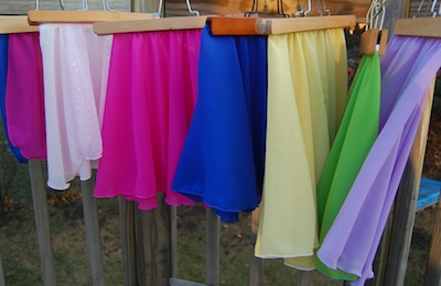 easy circle skirt pattern for fairies and princesses