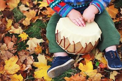 gourd drum diy