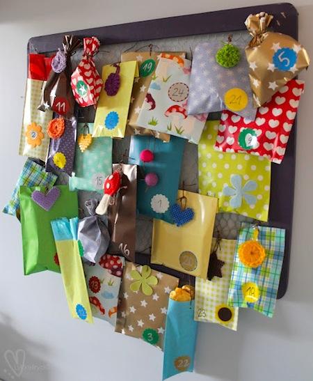 Homemade Calendars : Creative homemade advent calendars things to make