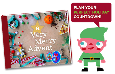 Very Merry Advent ebook cover