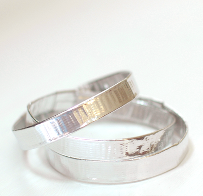 easy duct tape bangle bracelets