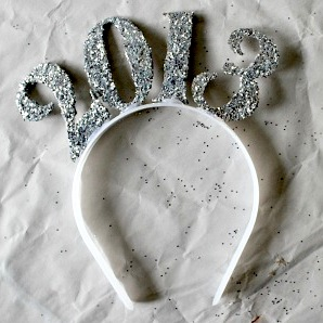 mutiples and more new years eve glitter headbands