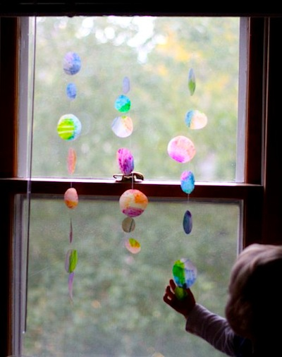 scented sun catchers