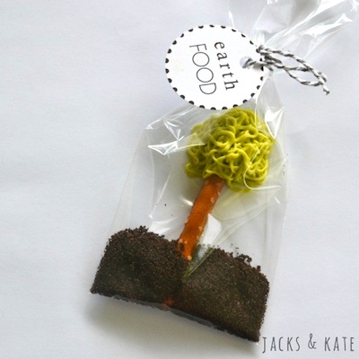 Earth Day treat for kids