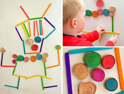 Diy Magnets For Kids Play Things To Make And Do Crafts And