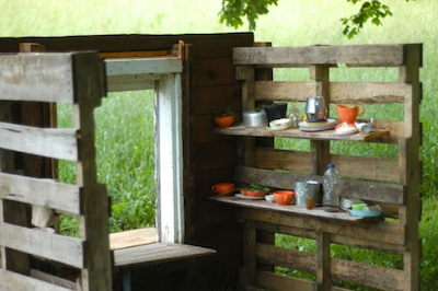 Adorable Upcycled Play House - Things to Make and Do, Crafts and ...