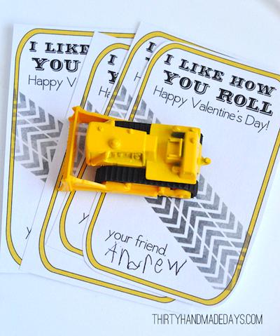 free printable valentine card for kids