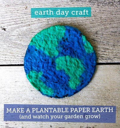 plantable paper earth