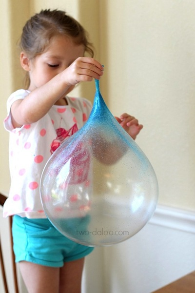 giant reusable slime bubbles