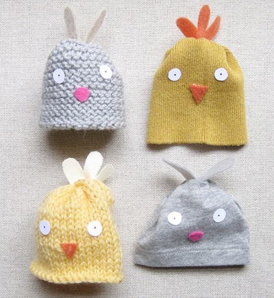 easy knit egg cozies