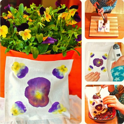 flower print sachet  Mother's Day gift