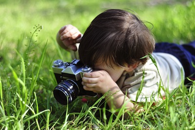 photography activities for kids