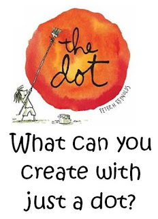 The Dot What Can You Create With Just A Dot by Peter H. Reynolds