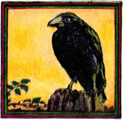 The Crafty Crow Happy Halloween