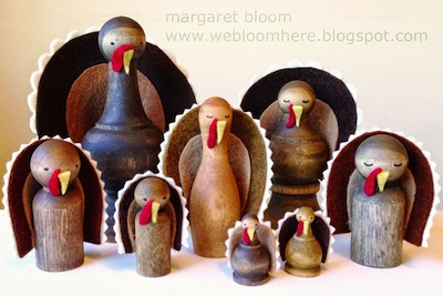 Turkey Peg Dolls Things To Make And Do Crafts And Activities For