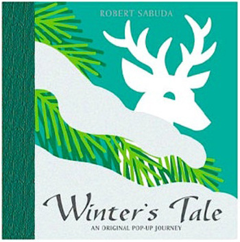 The Crafty Crow Winter's Tale book and activity advent for kids