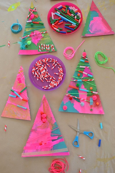 Christmas tree assemblage
