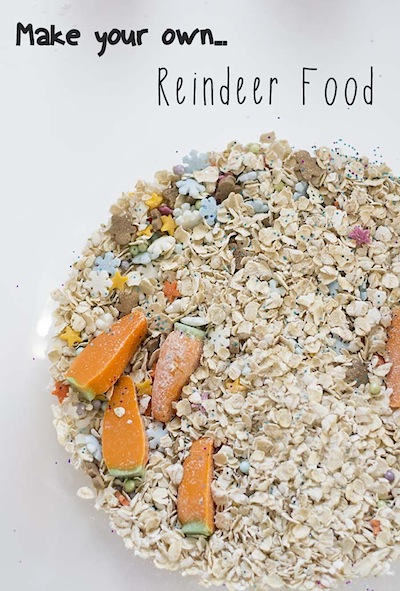 how to make cute reindeer food