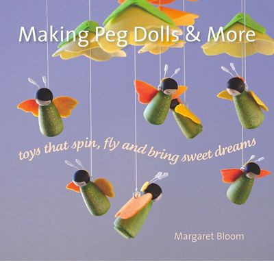 Making Peg Dolls & More book cover