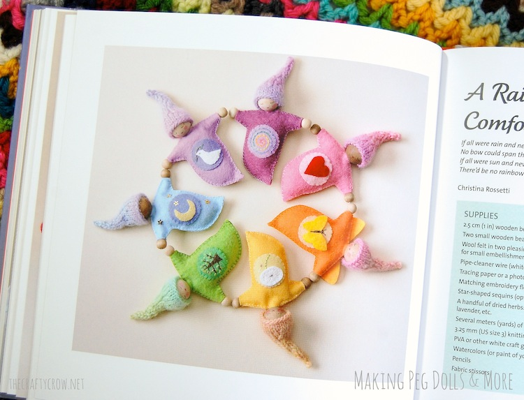The Crafty Crow Making Peg Dolls & More book review 3 copy