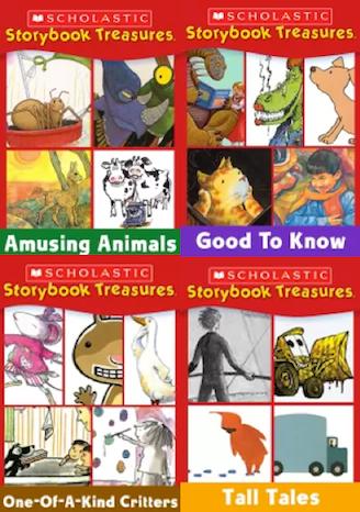 Netflix Scholastic Storybook Treasures