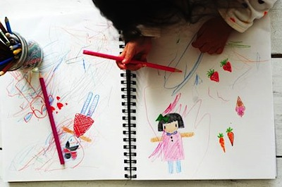 the family sketchbook beginning journaling with kids