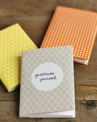 gratitude journaling tutorial
