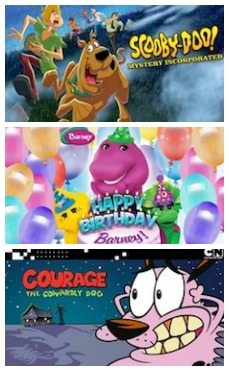 Scooby Do Barney Courage on Netflix Streaming