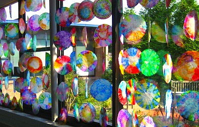 Celebrate International Dot Day With Circle Art Things