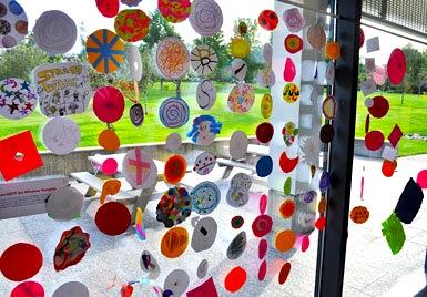 Carle Museum international dot day