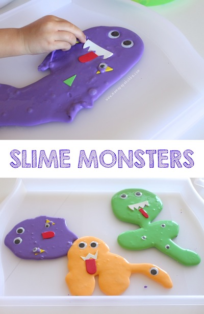 slime monsters