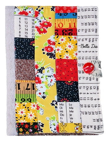 Bella Dia quilted list taker