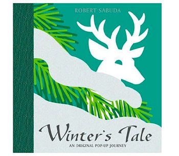 Bella Dia Winters Tale christmas book and craft advent