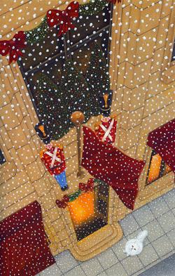 Bella Dia Santa's Snow Cat by Sue Stainton excerpt
