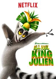 Netflix All Hail King Julien