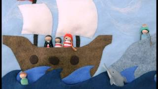 Making Peg Dolls & More book trailer 2
