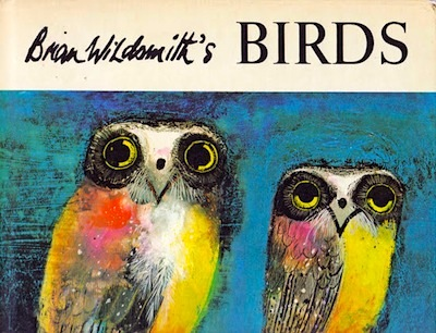 Brian Wildsmith's Birds cover