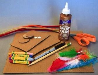 The Crafty Crow Brian Wildsmith Birds art lesson supplies