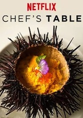 Netflix Streaming Chef's Table