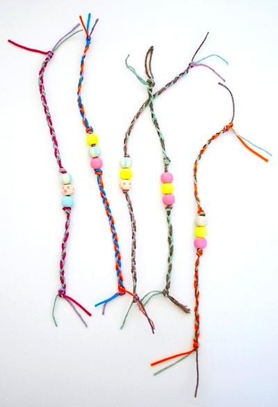 Bead And Braid Friendship Bracelet Diy Things To Make And Do