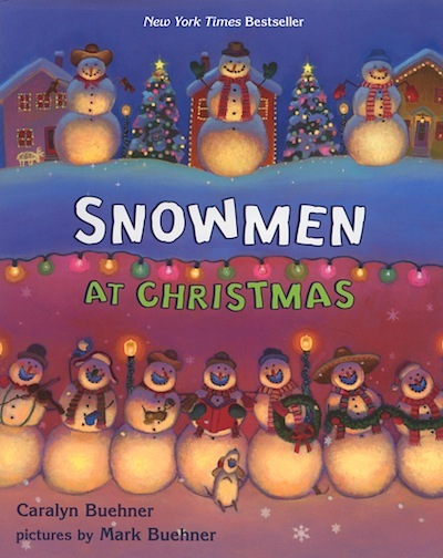 The Crafty Crow Snowmen At Christmas book and craft advent