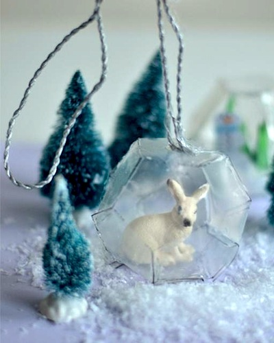 prism ornament craft