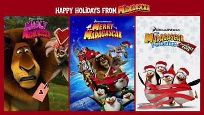 Netflix Madagascar movies