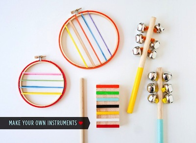 diy wood instruments