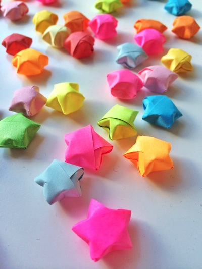 Origami Paper Stars Things To Make And Do Crafts And Activities