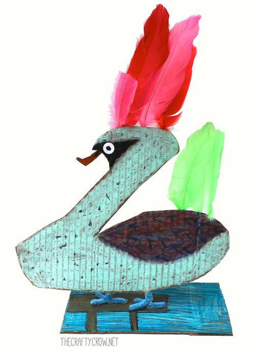 The Crafty Crow Brian Wildsmith Birds swan art lesson