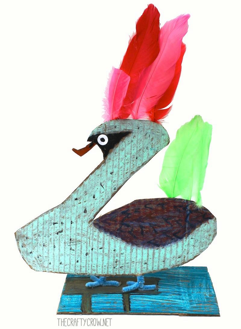 The Crafty Crow Brian Wildsmith Birds swan art lesson