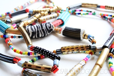 noodle beads