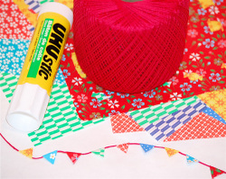 miniature bunting supplies