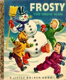 Frosty_golden_book